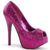 TEEZE-22G Hot Pink Glitter